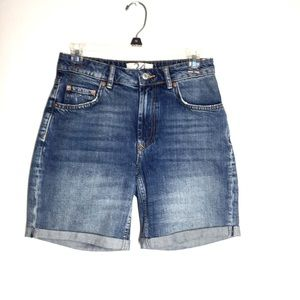 Free People We the Free Size 24 Long Shorts